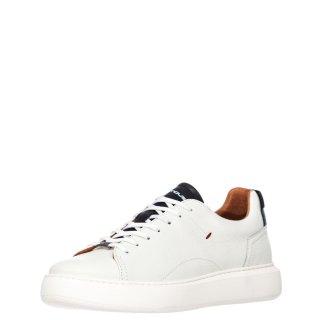 Ανδρικά Sneakers 1S1 080 094 ECLIPSE Δέρμα Offwhite Ambitious