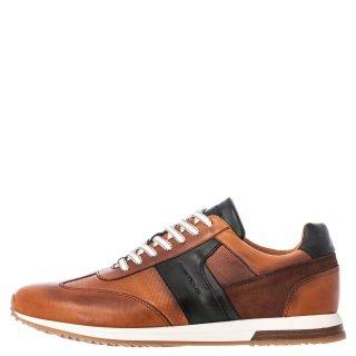 Ανδρικά Sneakers 1S1 080 123 SLOW Δέρμα Δέρμα Καστόρι Ταμπά Ambitious