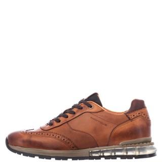 Ανδρικά Sneakers 1W1 080 026 KISHU Δέρμα Camel Ambitious