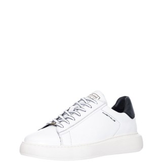 Ανδρικά Sneakers 1W1 080 084 ECLIPSE Δέρμα Λευκό Ambitious