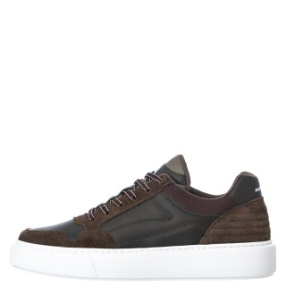 Ανδρικά Sneakers 1W1 080 156 BUZZLIGHT Δέρμα Δέρμα Καστόρι Χακί Ambitious
