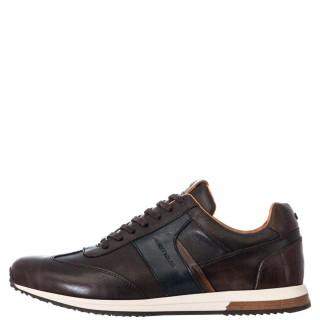 Ανδρικά Sneakers 1W1 080 199 SLOW Δέρμα Καφέ Ambitious