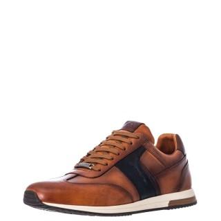 Ανδρικά Sneakers 1W1 080 199 SLOW Δέρμα Ταμπά Ambitious