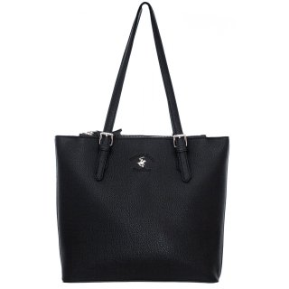 Γυναικείες Τσάντες BH2220 Eco Leather Μαύρο Beverly Hills Polo Club