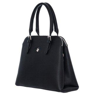 Γυναικείες Τσάντες BH2221 Eco Leather Μαύρο Beverly Hills Polo Club