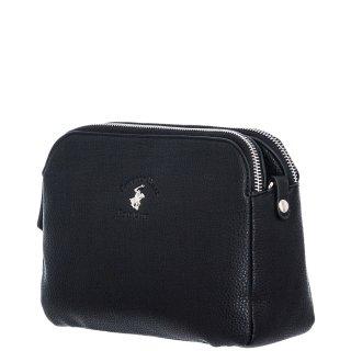 Γυναικείες Τσάντες BH2224 Eco Leather Μαύρο Beverly Hills Polo Club