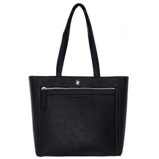 Γυναικείες Τσάντες BH2231 Eco Leather Μαύρο Beverly Hills Polo Club