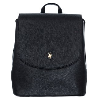 Γυναικείες Τσάντες BH2282 Eco Leather Μαύρο Beverly Hills Polo Club