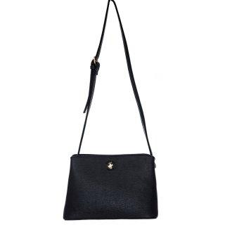 Γυναικείες Τσάντες BH2283 Eco Leather Μαύρο Beverly Hills Polo Club