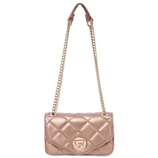 Γυναικείες Τσάντες BH2400 Eco Leather Ροζ Χρυσό Beverly Hills Polo Club