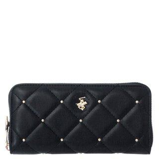 Γυναικεία Πορτοφόλια BH2405 Eco Leather Μαύρο Beverly Hills Polo Club