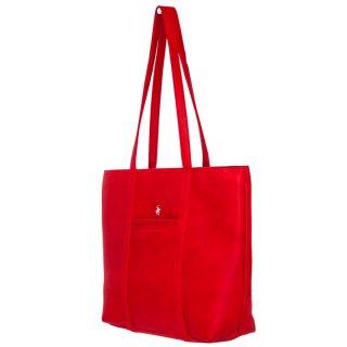 Γυναικείες Τσάντες BH2410 Eco Leather Κόκκινο Beverly Hills Polo Club