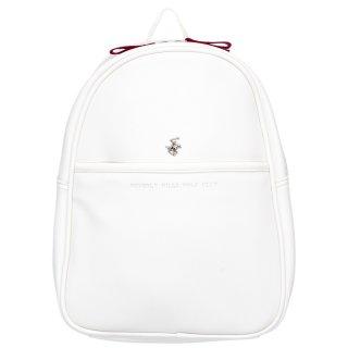 Γυναικείες Τσάντες BH2413 Eco Leather Λευκό Beverly Hills Polo Club