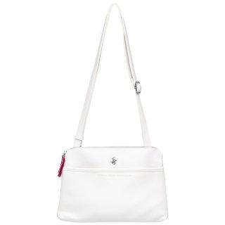 Γυναικείες Τσάντες BH2416 Eco Leather Λευκό Beverly Hills Polo Club