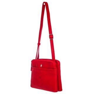 Γυναικείες Τσάντες BH2416 Eco Leather Κόκκινο Beverly Hills Polo Club