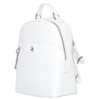 Γυναικείες Τσάντες BH2441 Eco Leather Λευκό Beverly Hills Polo Club