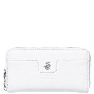 Γυναικεία Πορτοφόλια BH2445B Eco Leather Λευκό Beverly Hills Polo Club
