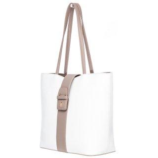 Γυναικείες Τσάντες BH2452 Eco Leather Λευκό Beverly Hills Polo Club
