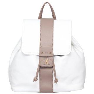 Γυναικείες Τσάντες BH2453 Eco Leather Λευκό Beverly Hills Polo Club