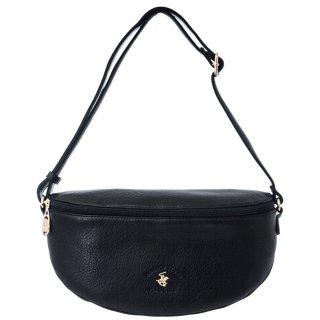 Γυναικείες Τσάντες BH2473 Eco Leather Μαύρο Beverly Hills Polo Club