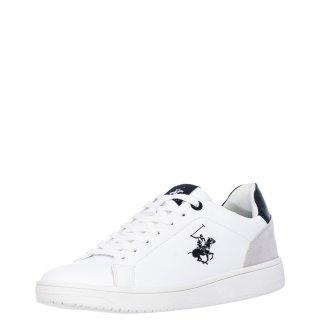 Ανδρικά Sneakers W20 SHM591 Eco Leather Λευκό Beverly Hills Polo Club