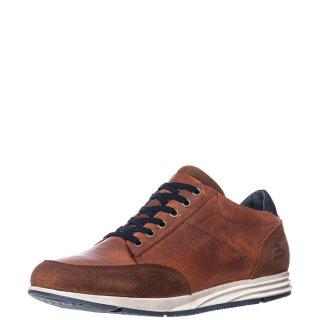 Ανδρικά Sneakers 477K25740B Δέρμα Ταμπά BullBoxer