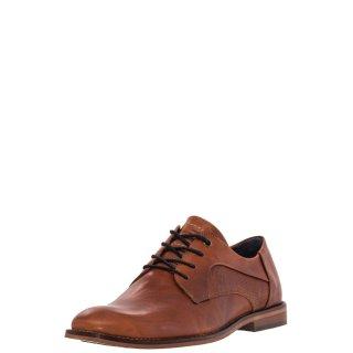 Ανδρικά Casual Παπούτσια 615K26303 Δέρμα Ταμπά BullBoxer