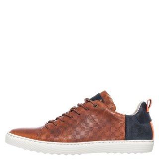 Ανδρικά Sneakers 779K26589F 598 Δέρμα Ταμπά BullBoxer