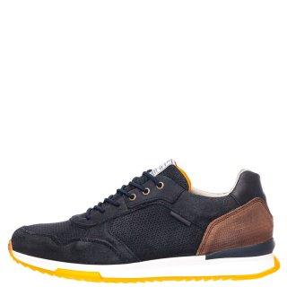 Ανδρικά Sneakers 989K20438A Δέρμα Μπλέ BullBoxer