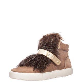 Γυναικεία Sneakers 111824 Δέρμα Πούρο Carrano