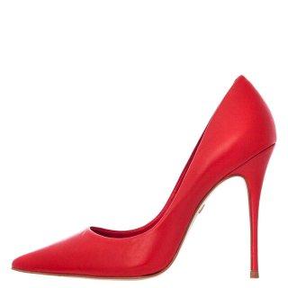 Γυναικείες Γόβες 151212E CAB05 MESTICO Δέρμα Κόκκινο Carrano