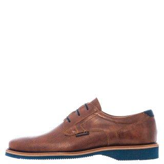 Ανδρικά Casual Παπούτσια 91717 Δέρμα Ταμπά Commanchero