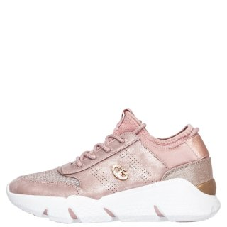 Γυναικεία Sneakers CF01W60732 MARIA Ύφασμα Eco Leather Nude Conte of Florence