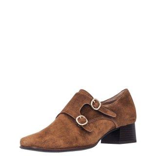 Γυναικεία Casual Παπούτσια M 4020 Δέρμα Καστόρι Ταμπά Dchicas