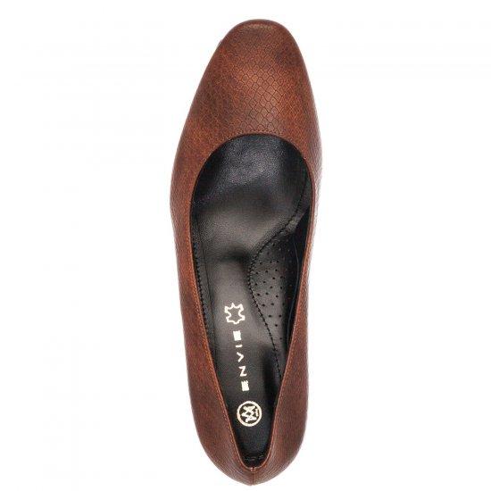 Γυναικείες Γόβες E02 10023 Eco Leather Ταμπά ENVIE