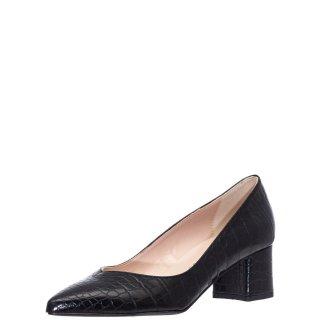 Γυναικείες Γόβες E02 11075 Eco Leather Μαύρο Envie