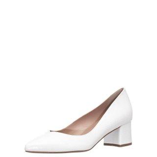Γυναικείες Γόβες E02 11075 Eco Leather Λευκό Envie