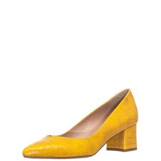 Γυναικείες Γόβες E02 11075 Eco Leather Κίτρινο Envie