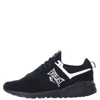 Ανδρικά Sneakers SK220FW 4045 Eco Suede Μαύρο Everlast