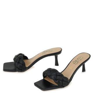Γυναικεία Σαμπό 120 BETTA Eco Leather Μαύρο Exe