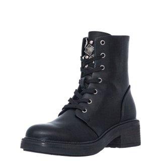 Γυναικεία Μποτάκια 1791 1924 Eco Leather Μαύρο Exe