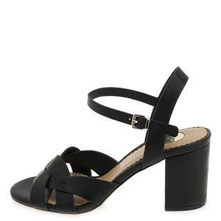 Γυναικεία Πέδιλα 267 ADELE Eco Leather Μαύρο Exe