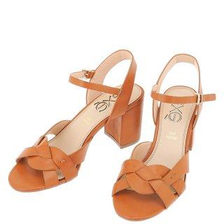 Γυναικεία Πέδιλα 267 ADELE Eco Leather Ταμπά Exe