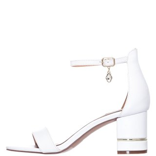 Γυναικεία Πέδιλα 299 PENNY Eco Leather Λευκό Exe