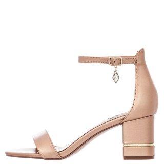 Γυναικεία Πέδιλα 299 PENNY Eco Leather Ροζ Χρυσό Exe