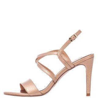 Γυναικεία Πέδιλα 393 REBECA Eco Leather Ροζ Χρυσό Exe