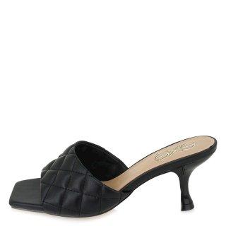 Γυναικεία Σαμπό 566 JENIFER Eco Leather Μαύρο Exe