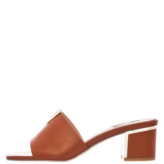 Γυναικεία Σαμπό 572 ISABEL Eco Leather Ταμπά Exe