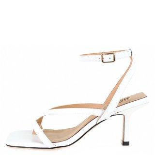 Γυναικεία Πέδιλα 663 CINDY Eco Leather Λευκό Exe