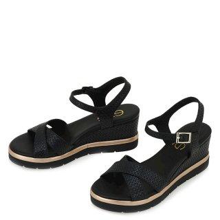 Γυναικείες Πλατφόρμες 920 IPANEMA Eco Leather Μαύρο Exe